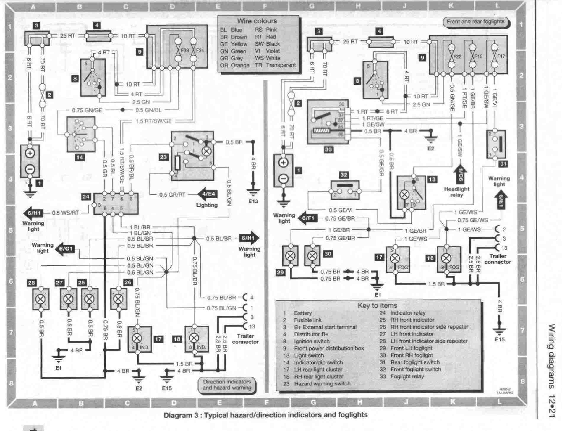 foglamp wiring wiring diagram for international truck the wiring diagram 4900 International Truck Wiring Diagram for Wipers at gsmx.co